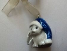 Ornament Rabbit Decoration tree memorial Monsoon Accessorize new