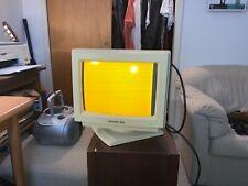 Vintage Packard Bell Monitor 1989