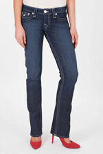 True Religion Straight Leg Machine Washable Jeans for Women