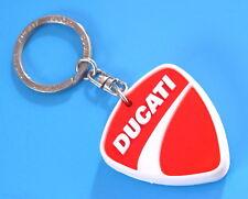 DUCATI 748/916/1098//SS/M900/PANIGALE  RUBBER KEY RING GENUINE DUCATI COMPANY