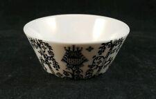 Iittala Haapaniemi Taika Bowl - 0,3 Black White Birds - New with Tags