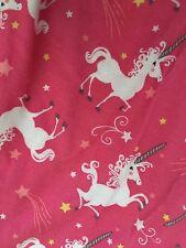 Gymboree girls 2T nightgown pajamas pink unicorns 24 months