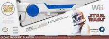 STAR WARS THE CLONE WARS, Wii Clone Trooper Blaster for Republic Heroes Game