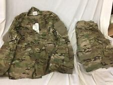 NEW GENUINE US ARMY ISSUE MULTICAM UNIFORM SET XL/L