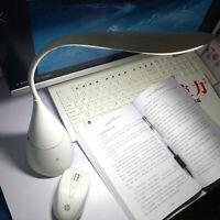 Rechargeable Desk Lamp LED Wireless Bluetooth Speaker Portable Audio Night Light