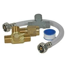 Camco Quick-Turn Permanent Water Heater By-Pass Kit