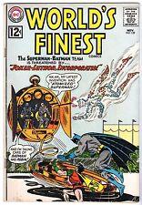 World's Finest #129 with Superman, Batman, Aquaman & Green Arrow, Fine Cond'