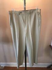 "Enro Men's Beige Dress Pants Waist 34"" Length 30"""