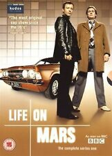 Life On Mars Complete Series 1 (2006) John Simm, Philip Glenister NEW UK R2 DVD
