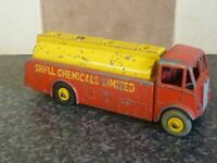 DINKY TOYS No.591 MONACH THOMPSON TANKER SHELL CHEMICALS LTD