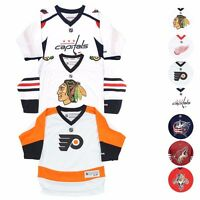 NHL Official REEBOK Home Away Alternate Replica Jersey Collection Toddler 2T-4T