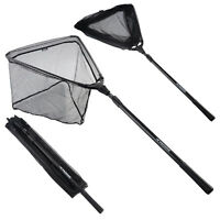 New Arrival! MadBite Folding Fishing Landing Net Fish Net Catch and Release Net