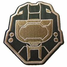 HALO 3 Spartan Helmet Embroidered Patch -new