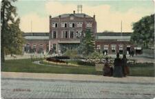 Netherlands Arnhem Station 01.29
