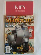 MOTO STORICHE & D'EPOCA 124 SETTEMBRE 2006 - STORIA PIAGGIO VESPA  VESPA 150 GS