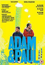 Adam And Paul DVD Irish Movie 0/All (Region Free/Worldwide)