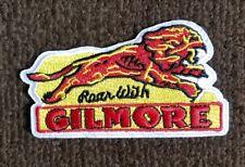 Patch Gilmore Gasoline LION  Hot Rod Jacket Rockabilly VTG style PATCH