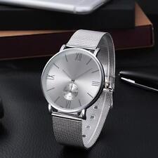 2016 Mode Frauen Kristall Edelstahl analoge Quarz-Armbanduhr Damen Wrist Watch