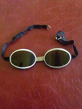 WW II Aviator Goggles Steampunk Motorcycle Goggles World War 2 Pilot Glasses