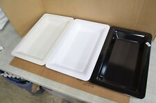 "3 Carlisle 2 1/2"" Deep Full Size Food Pans - 44422-02 - 44422-03 - 44422-42"