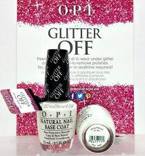 OPI - Glitter Off Peelable Base Coat - NT B01