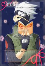 YUGIOH Sexy Anime Orica Token Sexy  Anime Naruto Kakashi # 495