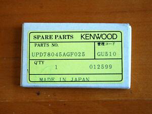NOS Kenwood UPD78045AGF025 8-bit single chip MOS microcontroller