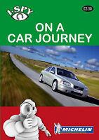 I-Spy On a Car Journey (Michelin I-Spy Guides) Michelin Very Good Book