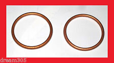 Honda CB450 CL450 Exhaust Gaskets CB500T 1968-1970 1971 1972 1973 1974 1975 1976
