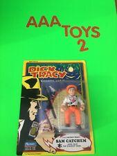 Dick Tracy SAM CATCHEM Figure MOC Playmates Toys