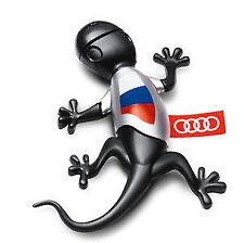 Audi Russia Fragrance Black Gecko Air Freshener Dispenser Aromatic Scent fresh