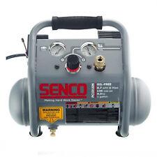 Senco PC1010N-R 1/2 HP 1-Gallon Finish & Trim Air Compressor, (Reconditioned)