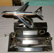 Original 1970 American Airlines 2nd Annual Golf Tournament Figural Golf Trophy