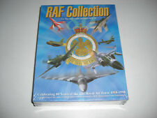 RAF COLLECTION Pc Add-On Microsoft Flight Simulator 95 98 FS95 FS98 BIG BOX -NEW
