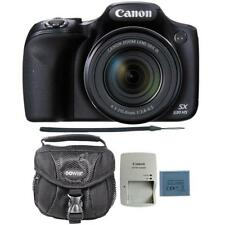 Canon PowerShot SX530 HS Digital Camera and Camera Case