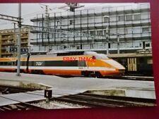 PHOTO  FRANCE SNCF TGV SET NO 14