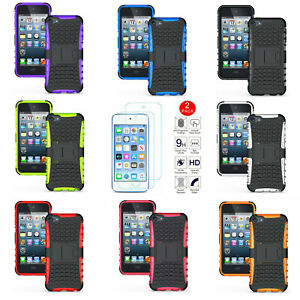 Shock Proof Heavy Duty Armour Case For Apple iPod Touch 7th 6th & 5th Generation