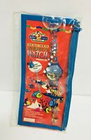 Vintage Collector's Item - Mickey Mouse Aqua Watch - Mickey's Stuff - Disney