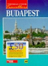 Budapest (Thomas Cook Travellers),Louis James- 9780749509507