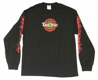 Tantric Classic Logo Black Long Sleeve Shirt New Official Band