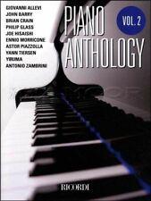 Piano Anthology Volume 2 Sheet Music Book Classical Einaudi SAME DAY DISPATCH