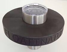 FLOATING Drink Cup Can Bottle HOLDER for 30 oz. YETI OZARK RTIC Tumbler
