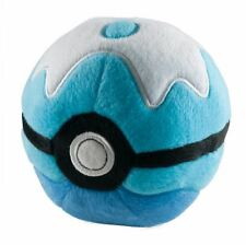 New Official Tomy Pokemon Dive Ball Pokeball  Plush Doll  2016 toy
