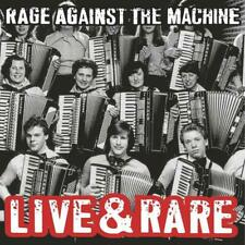 RAGE AGAINST THE MACHINE – LIVE & RARE 2X VINYL LP RSD 2018 (NEW/SEALED)
