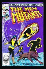 THE NEW MUTANTS #1 1983 MARVEL COMICS ORIGIN OF KARMA HOT BOOK DEADPOOL 2 MOVIE?