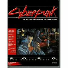 Cyberpunk 2.0.2.0 RPG Core Rulebook 2nd Edition (2020)