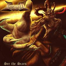PRISONER - See The Scars (NEW*THRASH METAL KILLER SERBIA*SPACE EATER)