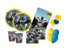 kit n.49 batman gotham uomo pipistrello city robin batcaverna batmobile festa