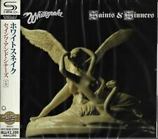 WHITESNAKE SAINTS AN' SINNERS 2011 RMST SHM CD+3  BRAND NEW/SEALED GIFT QUALITY!
