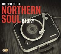 The Best Of The Northern Soul Story [CD]